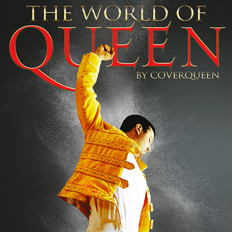 THE WORLD OF QUEEN - By CoverQueen